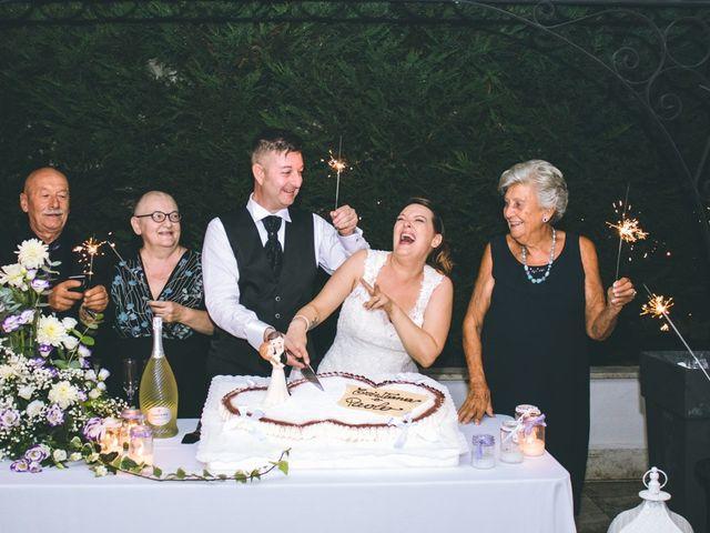 Il matrimonio di Paolo e Cristiana a Magnago, Milano 347