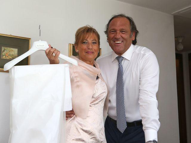 Il matrimonio di Andrea e Sabrina a Varese, Varese 2