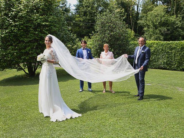 Il matrimonio di Andrea e Sabrina a Varese, Varese 3