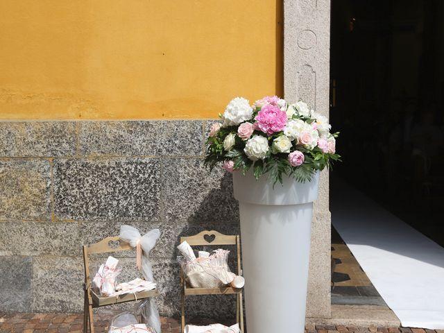 Il matrimonio di Andrea e Sabrina a Varese, Varese 4