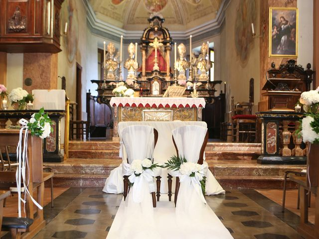 Il matrimonio di Andrea e Sabrina a Varese, Varese 5