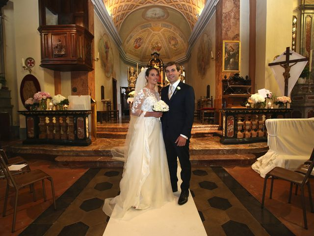 Il matrimonio di Andrea e Sabrina a Varese, Varese 8