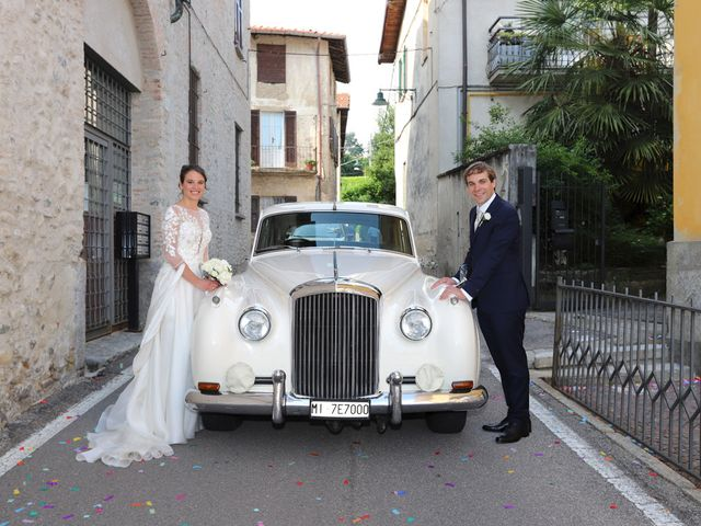 Il matrimonio di Andrea e Sabrina a Varese, Varese 9