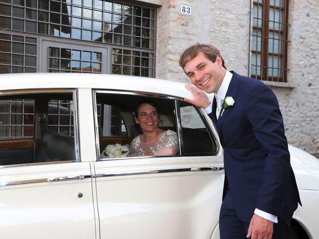Il matrimonio di Andrea e Sabrina a Varese, Varese 10