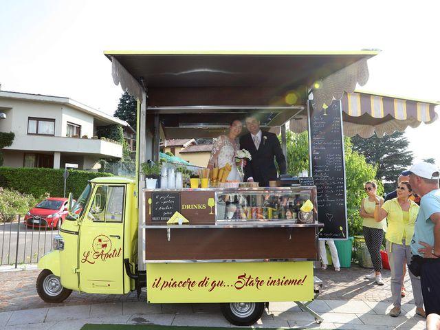 Il matrimonio di Andrea e Sabrina a Varese, Varese 12