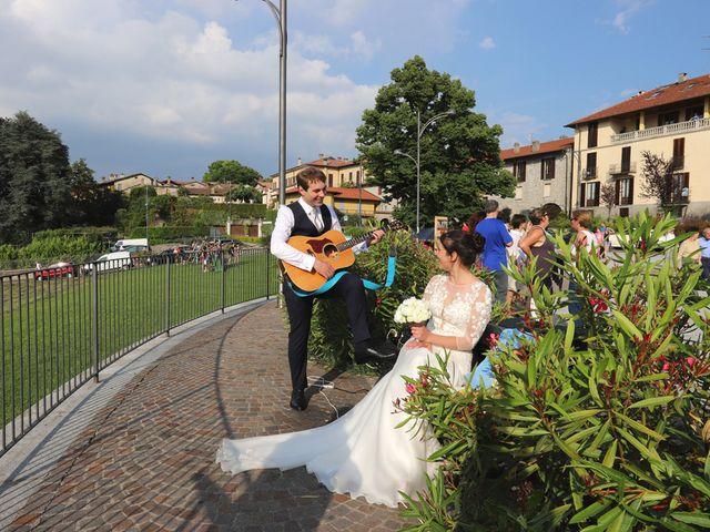 Il matrimonio di Andrea e Sabrina a Varese, Varese 13