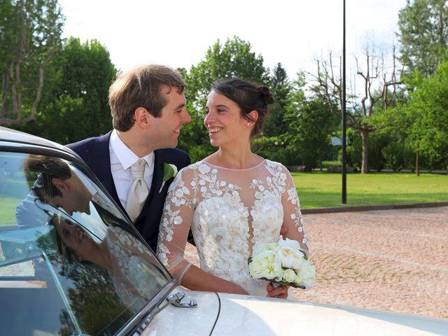 Il matrimonio di Andrea e Sabrina a Varese, Varese 14