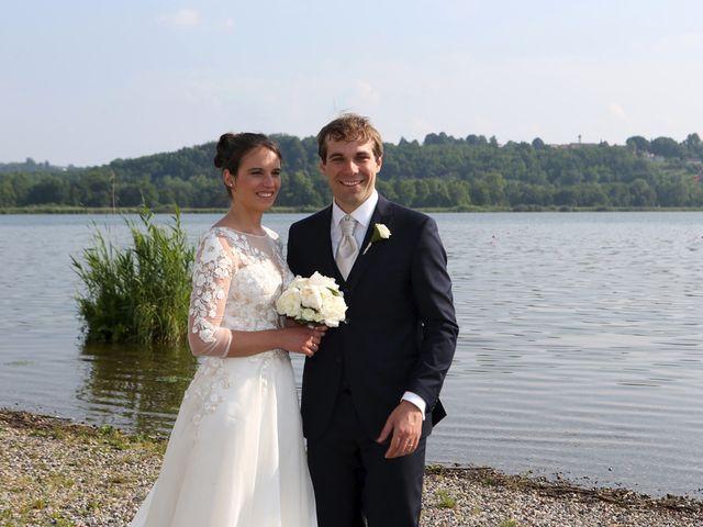 Il matrimonio di Andrea e Sabrina a Varese, Varese 15