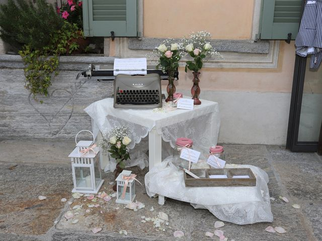 Il matrimonio di Andrea e Sabrina a Varese, Varese 23