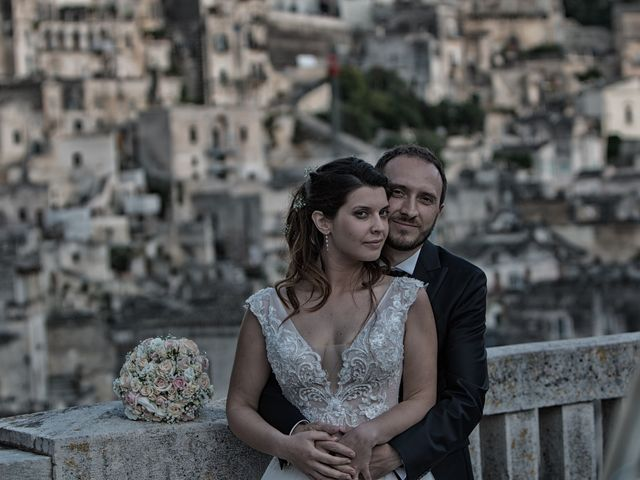 Il matrimonio di Francesco e Fabiana a Matera, Matera 16
