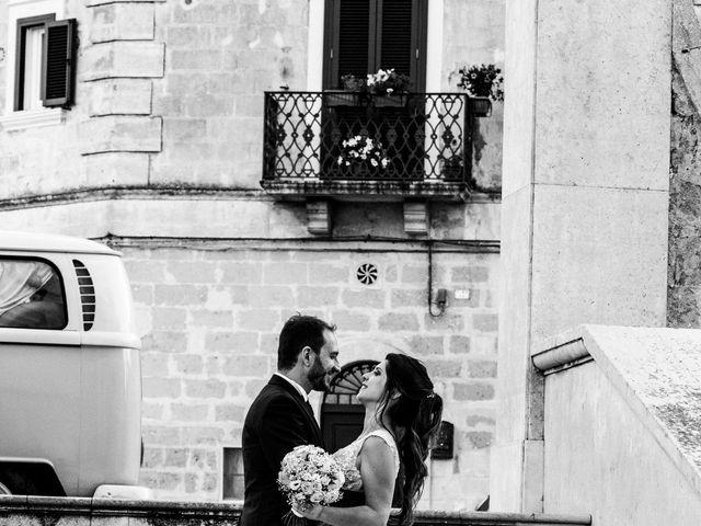Il matrimonio di Francesco e Fabiana a Matera, Matera 17