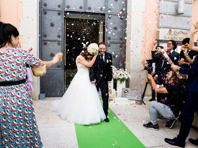Il matrimonio di Francesco e Fabiana a Matera, Matera 28