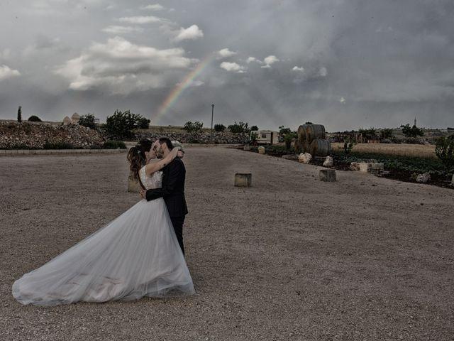 Il matrimonio di Francesco e Fabiana a Matera, Matera 30