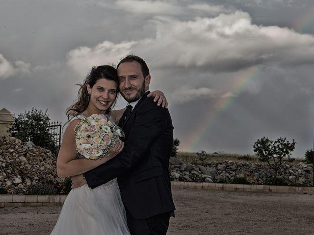 Il matrimonio di Francesco e Fabiana a Matera, Matera 31