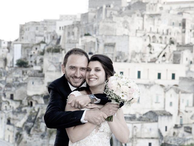 Il matrimonio di Francesco e Fabiana a Matera, Matera 34