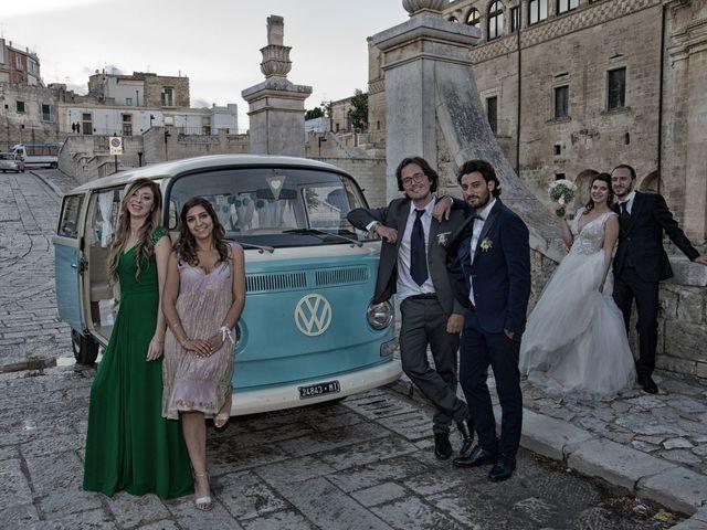 Il matrimonio di Francesco e Fabiana a Matera, Matera 35