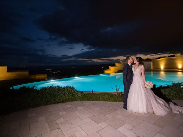 Il matrimonio di Francesco e Fabiana a Matera, Matera 40