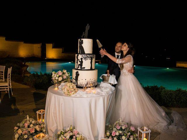 Il matrimonio di Francesco e Fabiana a Matera, Matera 44