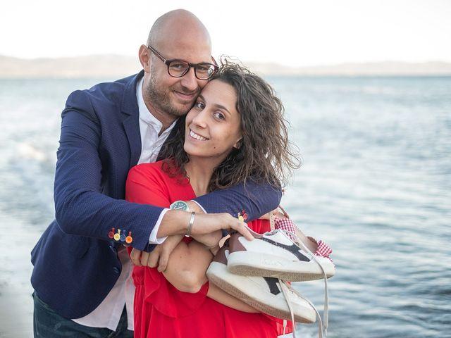 Il matrimonio di Matteo e Giulia a Massa Marittima, Grosseto 1