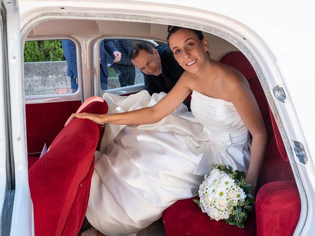 Il matrimonio di Matteo e Giulia a Massa Marittima, Grosseto 8