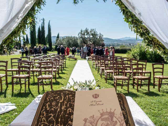Il matrimonio di Matteo e Giulia a Massa Marittima, Grosseto 9