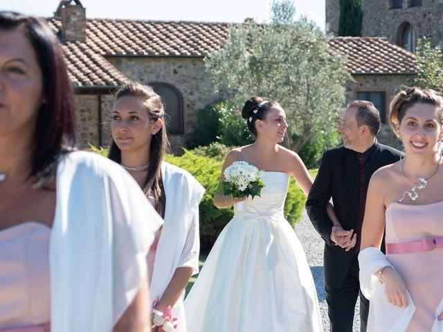 Il matrimonio di Matteo e Giulia a Massa Marittima, Grosseto 10