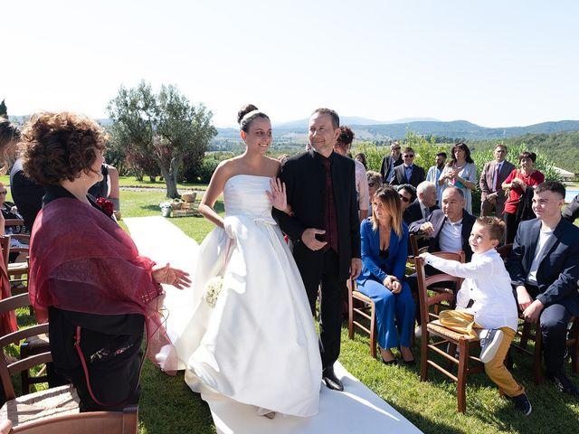 Il matrimonio di Matteo e Giulia a Massa Marittima, Grosseto 12