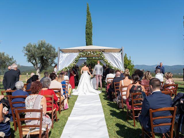 Il matrimonio di Matteo e Giulia a Massa Marittima, Grosseto 15