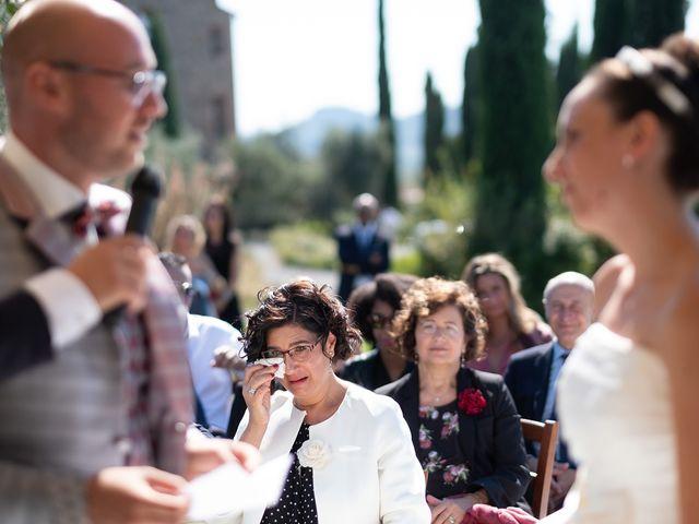 Il matrimonio di Matteo e Giulia a Massa Marittima, Grosseto 17