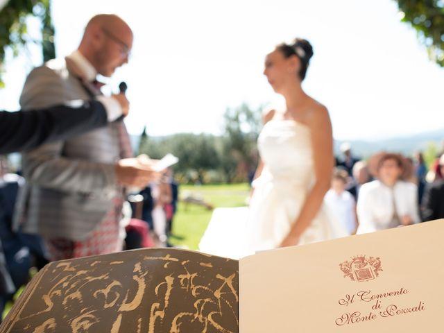 Il matrimonio di Matteo e Giulia a Massa Marittima, Grosseto 18
