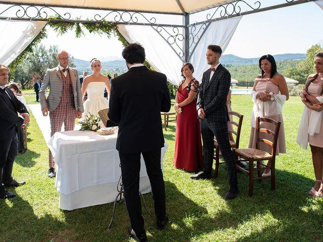 Il matrimonio di Matteo e Giulia a Massa Marittima, Grosseto 19