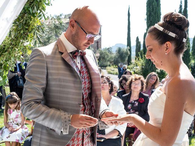 Il matrimonio di Matteo e Giulia a Massa Marittima, Grosseto 20