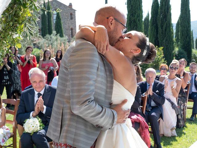 Il matrimonio di Matteo e Giulia a Massa Marittima, Grosseto 21
