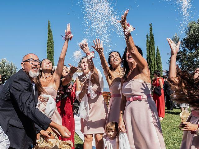Il matrimonio di Matteo e Giulia a Massa Marittima, Grosseto 23