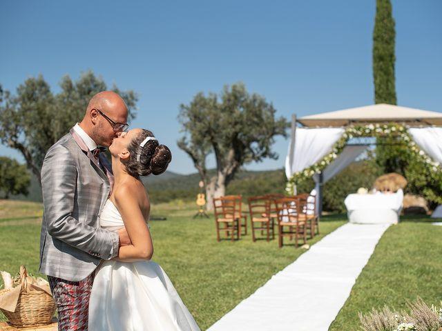 Il matrimonio di Matteo e Giulia a Massa Marittima, Grosseto 24