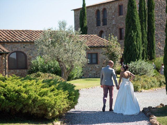 Il matrimonio di Matteo e Giulia a Massa Marittima, Grosseto 28