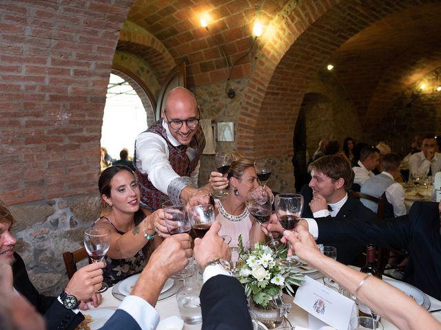 Il matrimonio di Matteo e Giulia a Massa Marittima, Grosseto 29