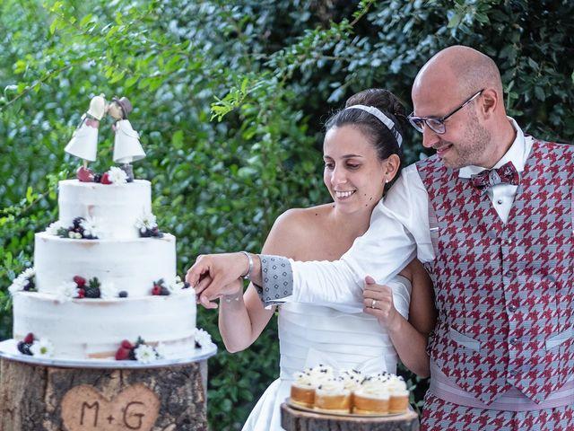 Il matrimonio di Matteo e Giulia a Massa Marittima, Grosseto 35