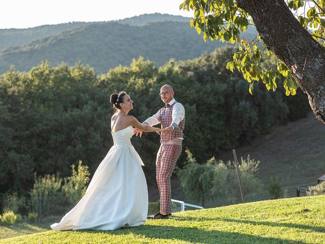 Il matrimonio di Matteo e Giulia a Massa Marittima, Grosseto 38