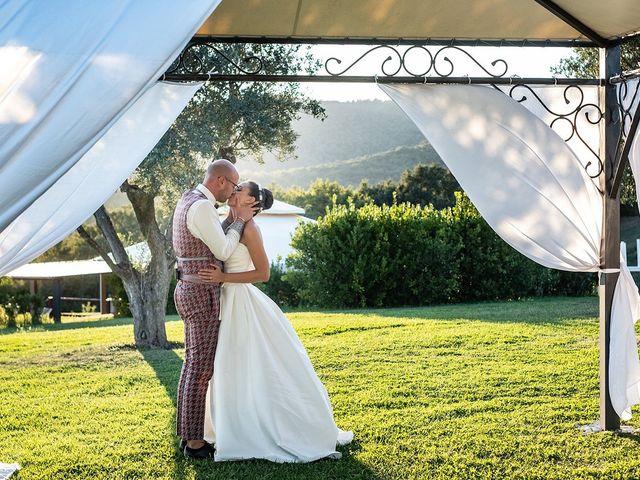 Il matrimonio di Matteo e Giulia a Massa Marittima, Grosseto 39