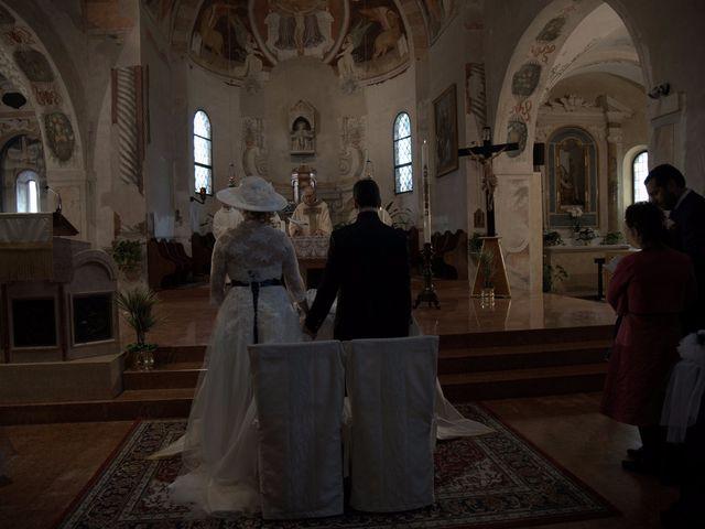Il matrimonio di rachele e giovanni a Verona, Verona 1