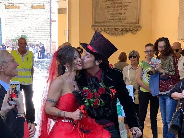 Il matrimonio di Marco e Silvia a Cervia, Ravenna 1