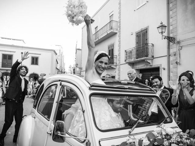 Il matrimonio di Fausto e Silvia a Marsala, Trapani 17