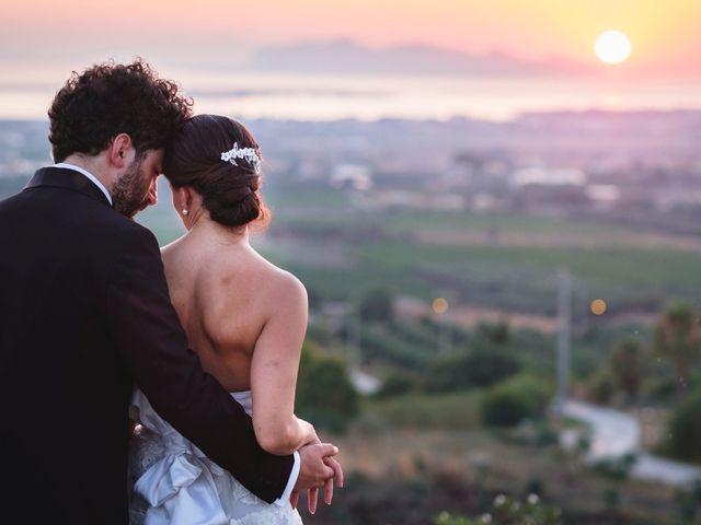 Il matrimonio di Fausto e Silvia a Marsala, Trapani 20