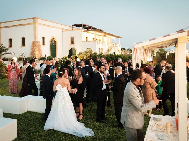 Il matrimonio di Fausto e Silvia a Marsala, Trapani 28