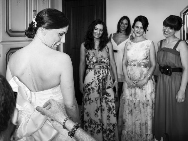 Il matrimonio di Fausto e Silvia a Marsala, Trapani 1