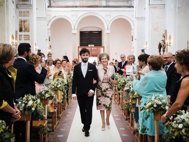 Il matrimonio di Fausto e Silvia a Marsala, Trapani 12