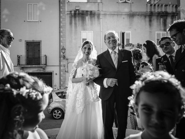 Il matrimonio di Fausto e Silvia a Marsala, Trapani 14