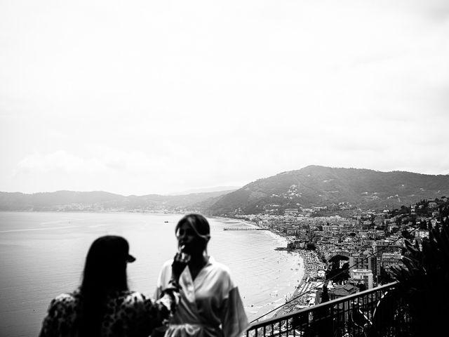Il matrimonio di Carlo e Chiara a Alassio, Savona 15