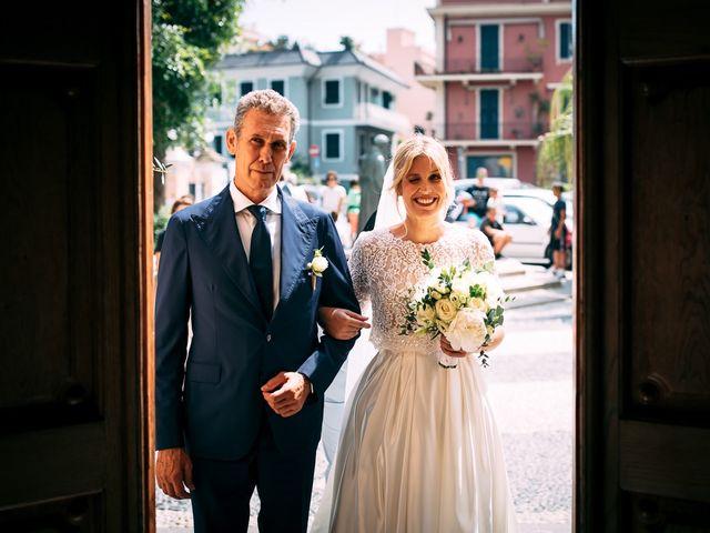 Il matrimonio di Carlo e Chiara a Alassio, Savona 27